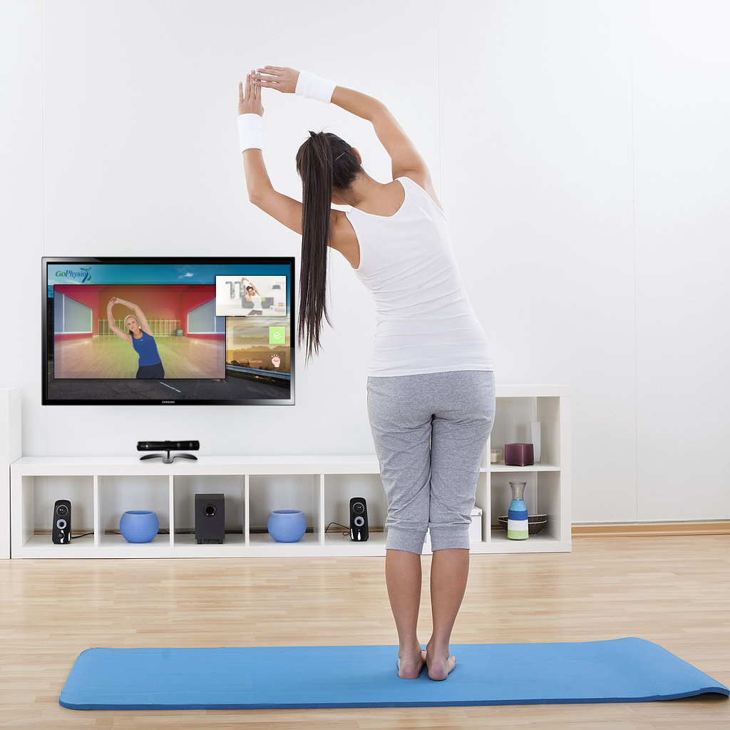 GoPhysio At Home Virtual Workout